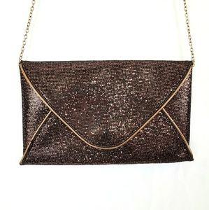 Handbags - Cute glitter clutch